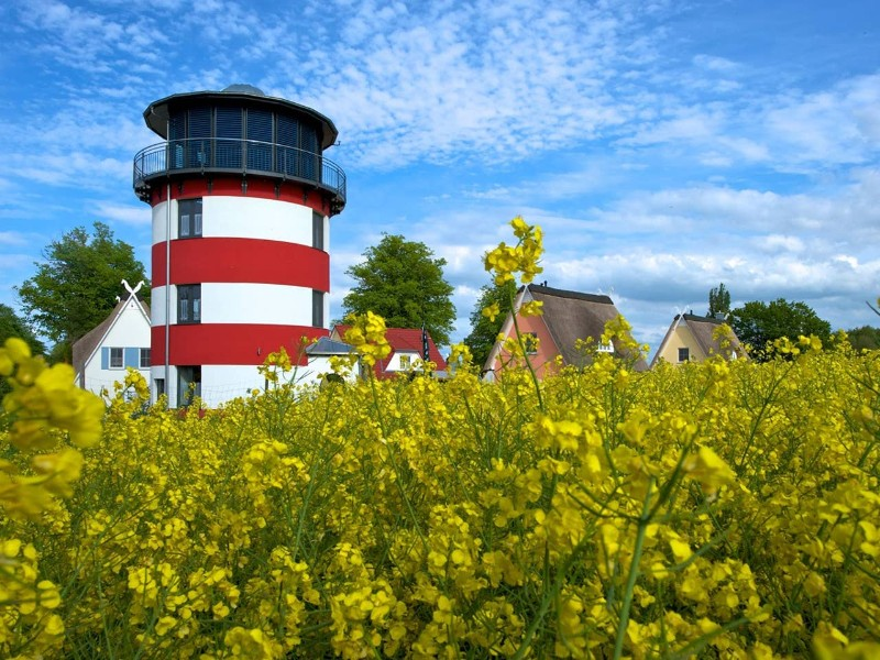Leuchty Lighthouse Airbnb, Hohenkirchen, Germany