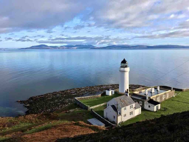 The Lighthouse Cottage, Shetland Islands, Scotland