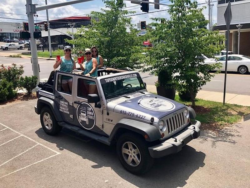 Viva Nash Vegas Jeep Tour