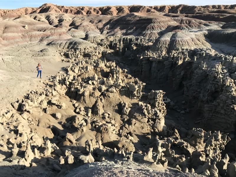Fantasy Canyon near Vernal, Utah