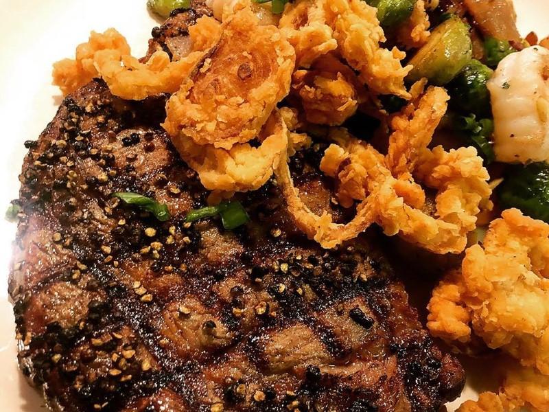 Tumalo steak