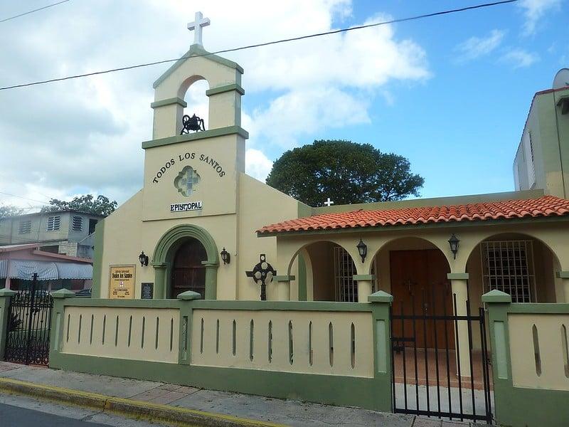 Church, Culebra - Puerto Rico