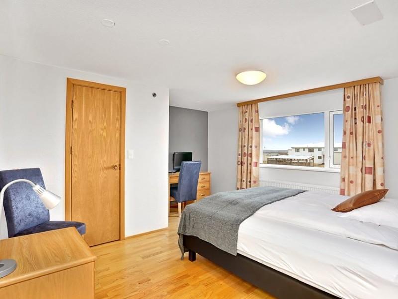 Room at Eldey Airport Hotel