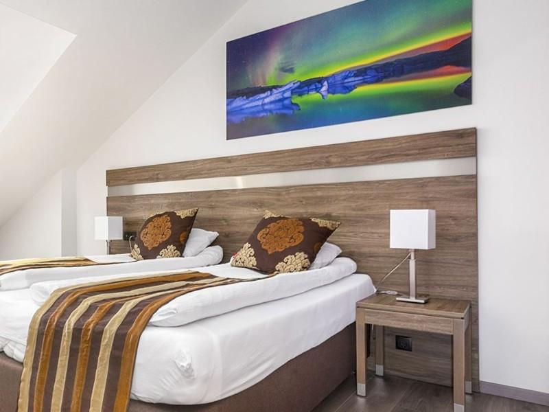Room at Hotel Duus