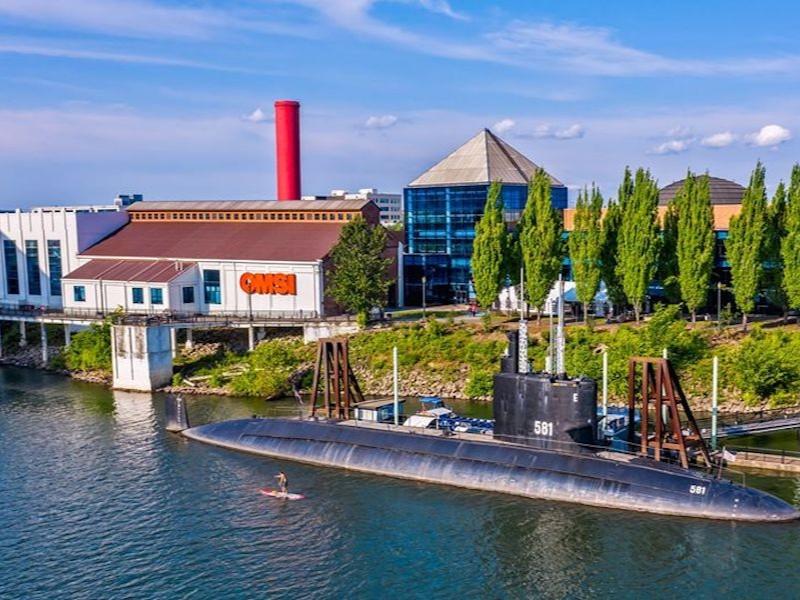 Oregon Museum of Science & Industr