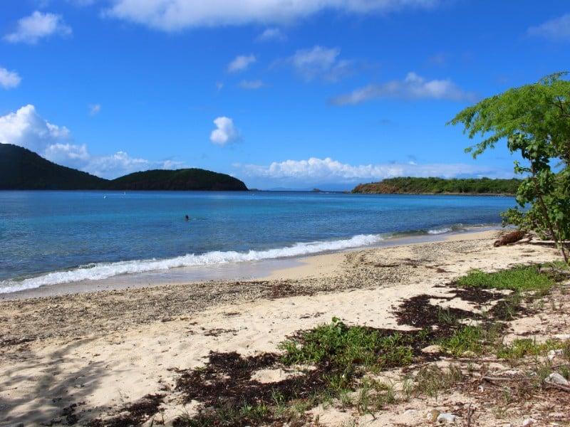 Tamarindo Beach on Culebra