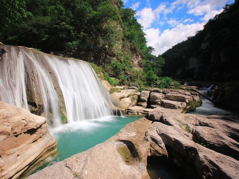 Tanggedu Waterfall, Sumba Island
