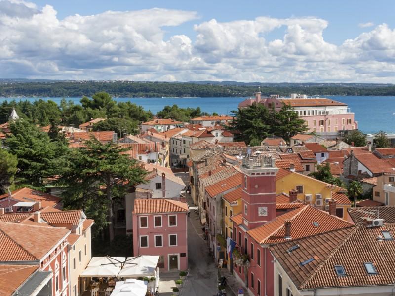Novigrad, Istrian Peninsula, Croatia
