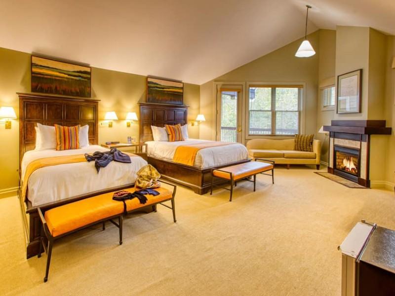 Room at Emerson Resort & Spa