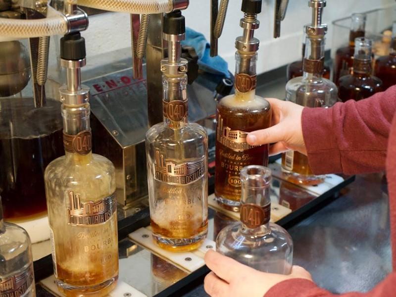 Old Fourth Bottling