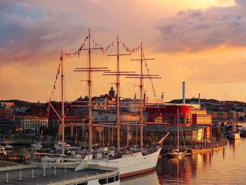 Barken Viking Hotell & Restaurang