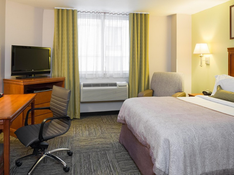 Room at Candlewood Suites New York City- Times Square