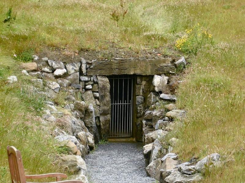 Doolin Cave, Ireland