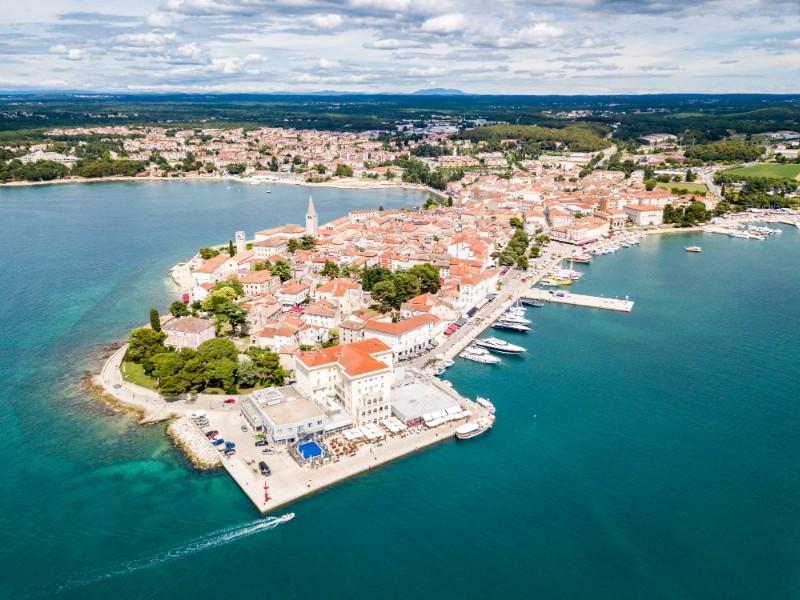 Porec, Croatia