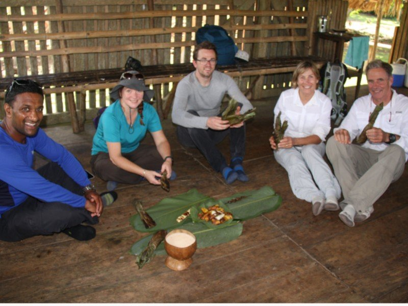 Our Sani Lodge tour group, Ecuadoran Amazon