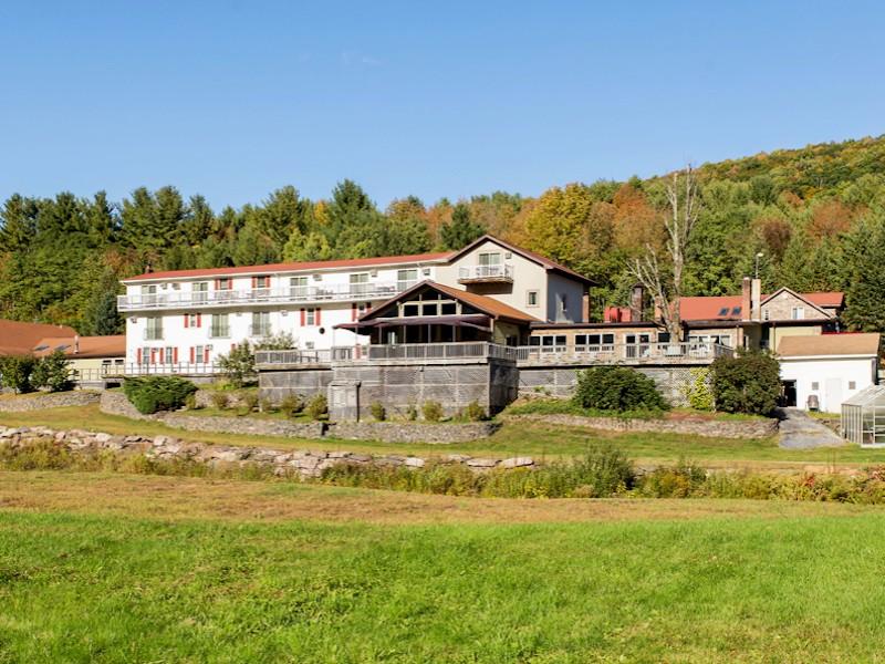 The Copperhood Inn & Spa