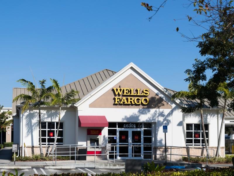 Wells Fargo Bank in Jacksonville, Florida
