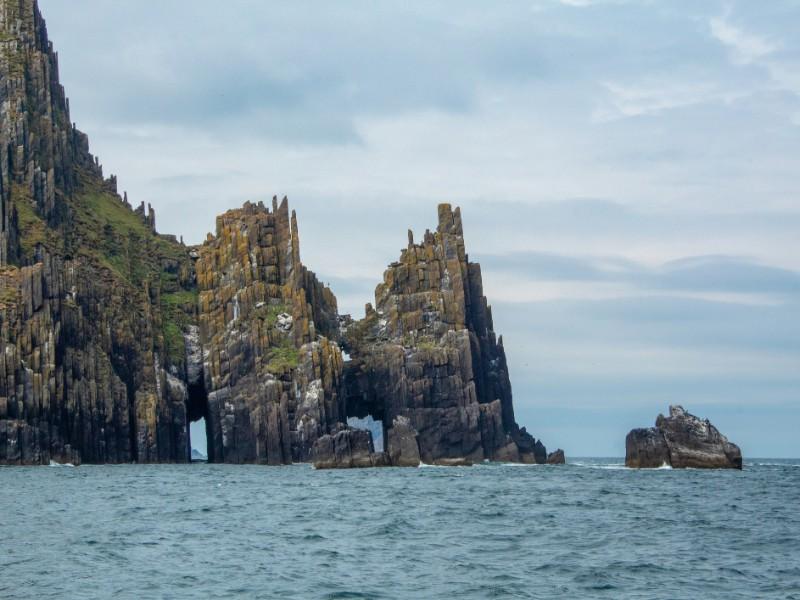 Cathedral Rock, Blasket Islands, Ireland