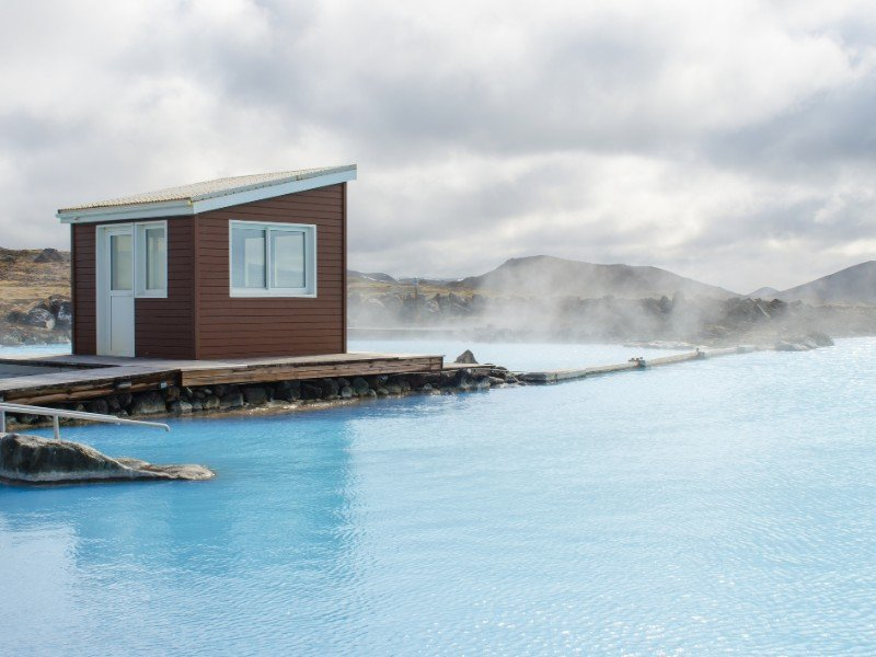 Myvatn Nature Baths (hot springs), Iceland