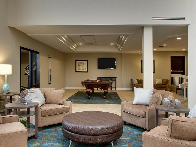 Seating at Candlewood Suites Wichita East
