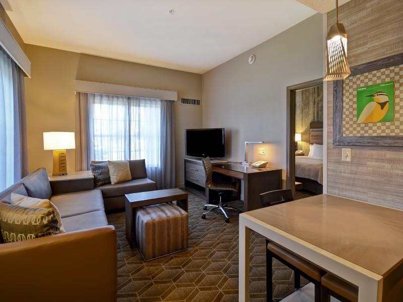Room at Homewood Suites at the Waterfront Wichita Kansas
