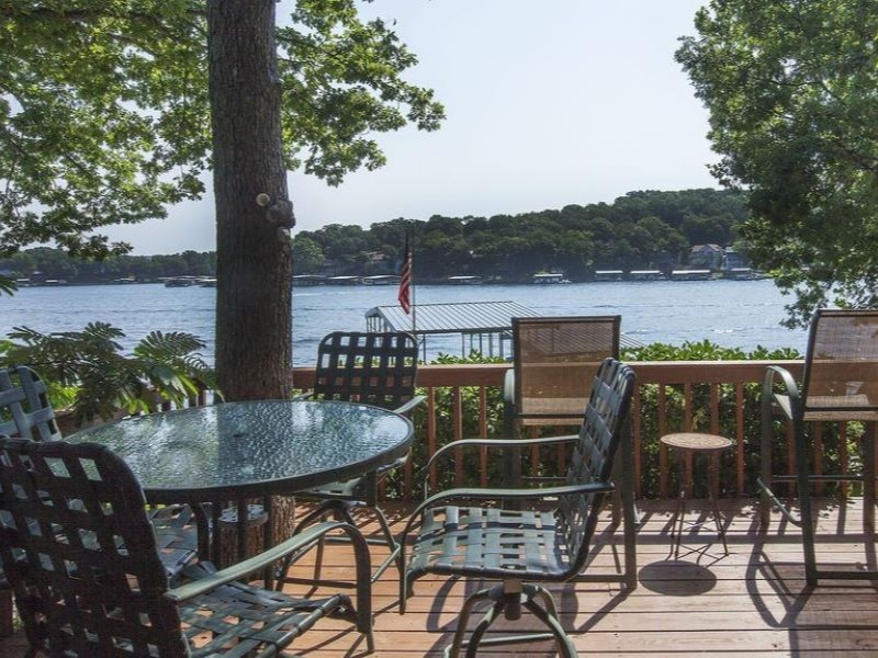 Lakefront Home at Lake of the Ozarks, Missouri