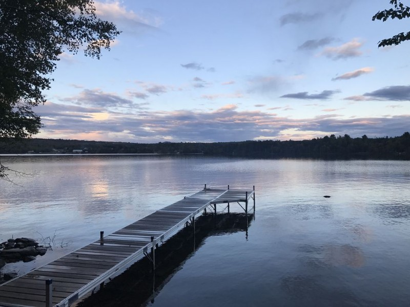 Moosehead Lake Home with direct lake access, Maine