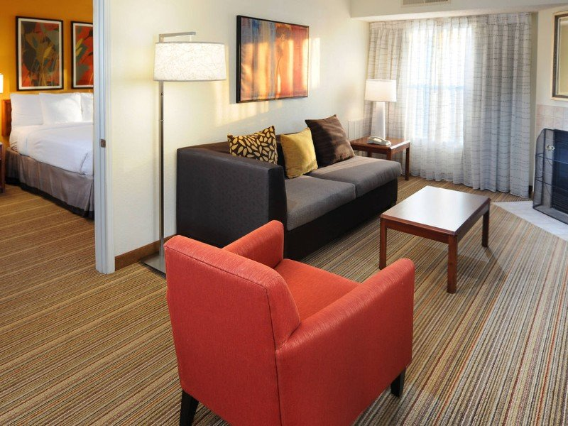 Room at Residence Inn by Marriott Fort Worth Fossil Creek