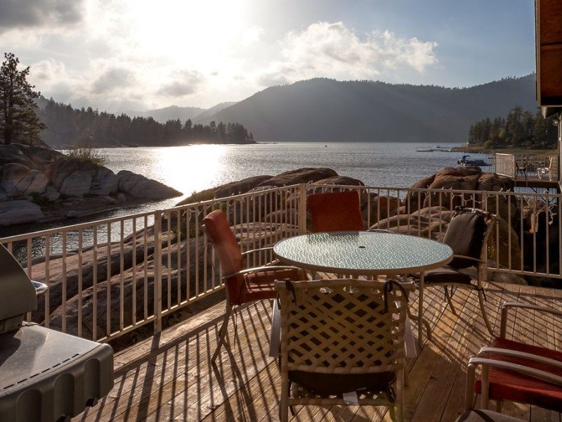 Scenic Lakefront Home with Hot Tub, Bear Lake, California