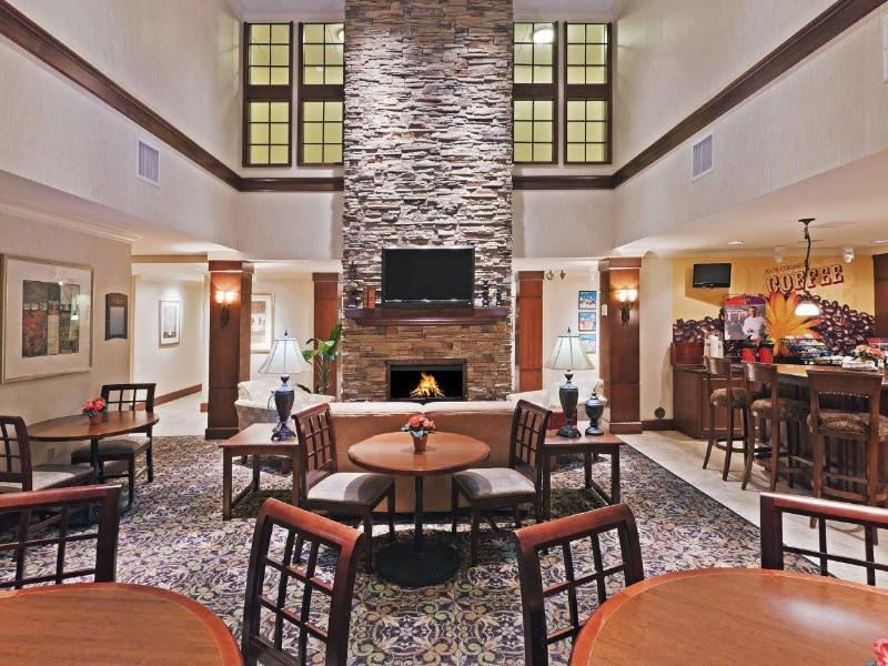 Common area Staybridge Suites Wichita