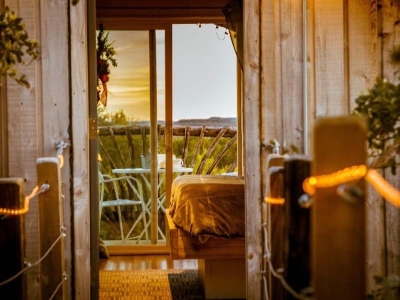 The Birdhouse Cabin