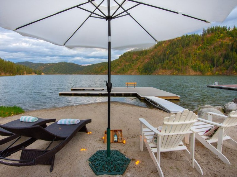 The Beachside Retreat, Coeur d'Alene, Idaho