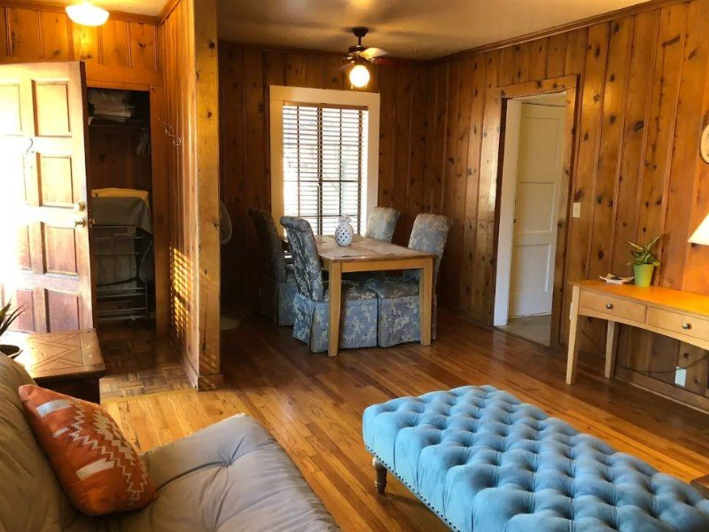 Inside Charming Home in Downtown Flagstaff