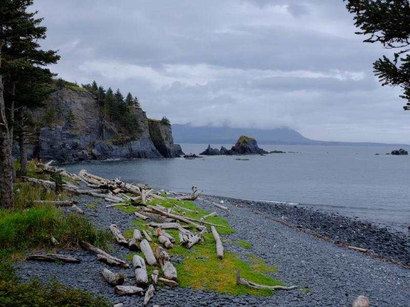 Fort Abercrombie State Park, Kodiak Island, Alaska