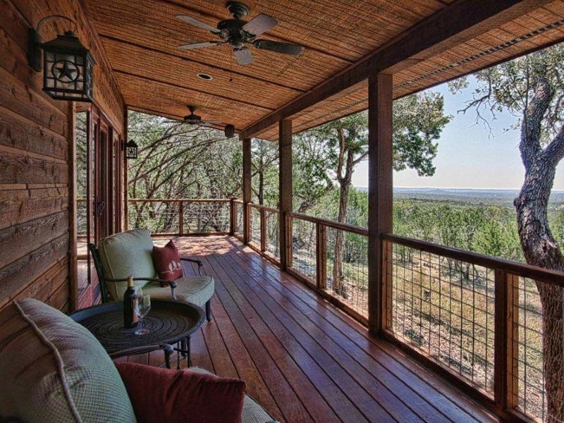 Upscale Luxury Cabin