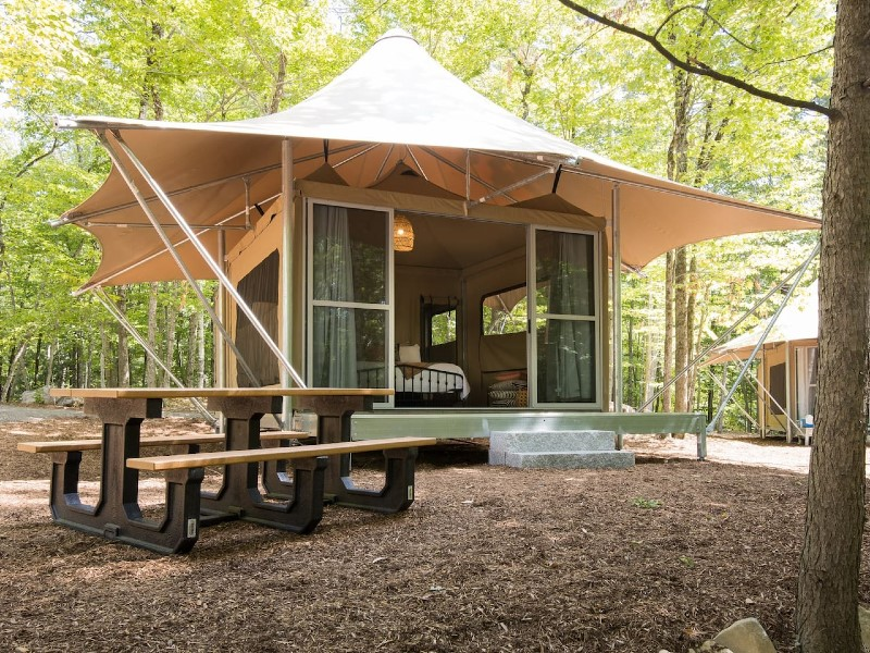 The Gadabout Glamping Tent