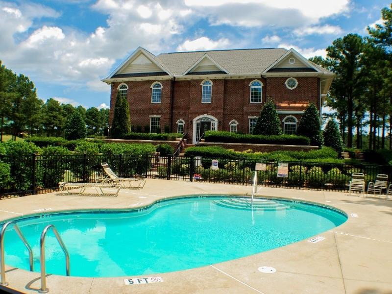 Pool at Anderson Creek Suites