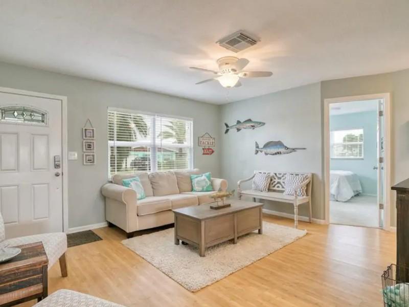 Angele's Waterfront House, Hudson, Florida