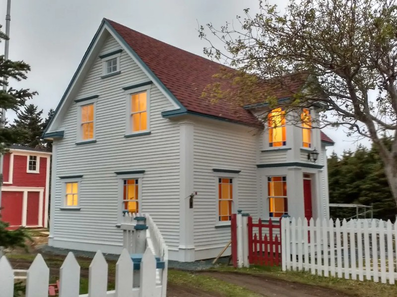 The Butler's House, Cupids, Newfoundland
