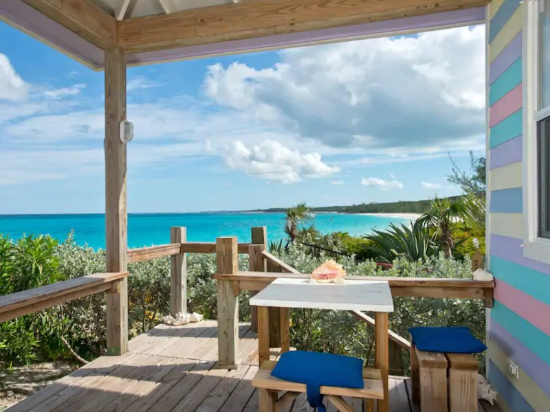 Cayo Loco Pink Sand Oceanfront Beach House, Governor's Harbour, Eleuthera, Bahamas