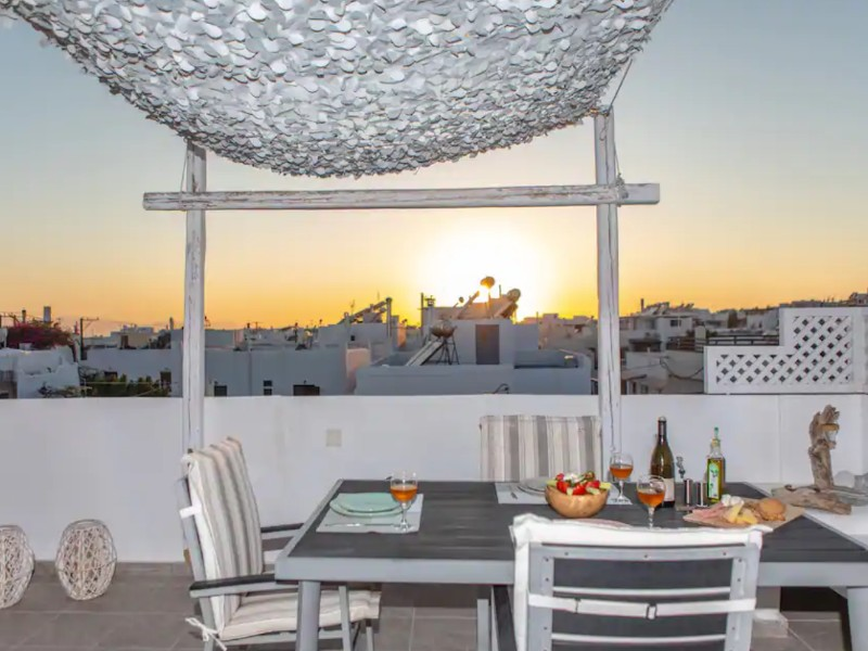 Central amazing rooftop & suite, Naxos, Greece