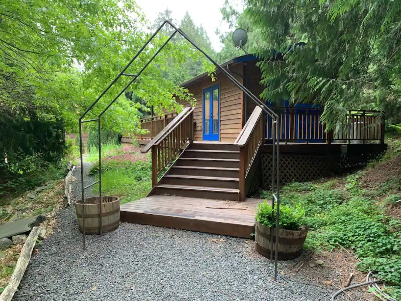 Cozy Dog Friendly Cabin in the Woods