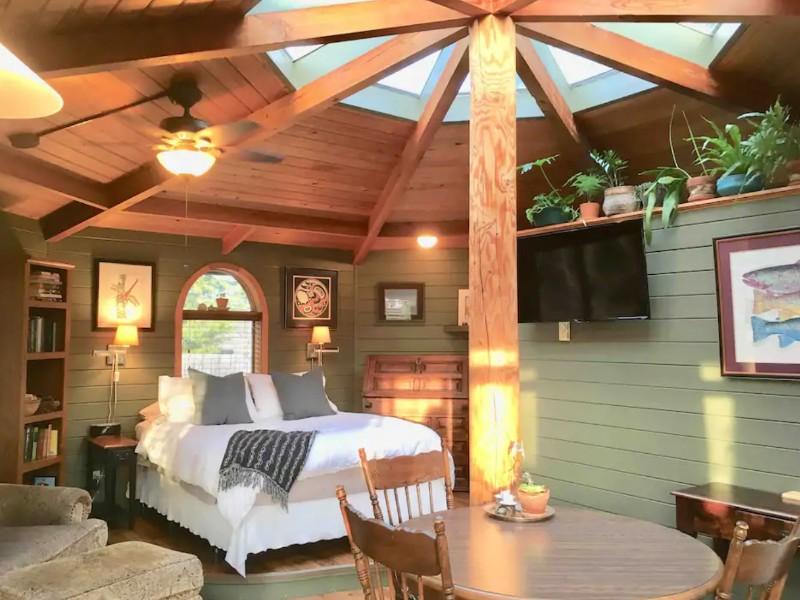 Garden Cottage, Lopez Island, Washington