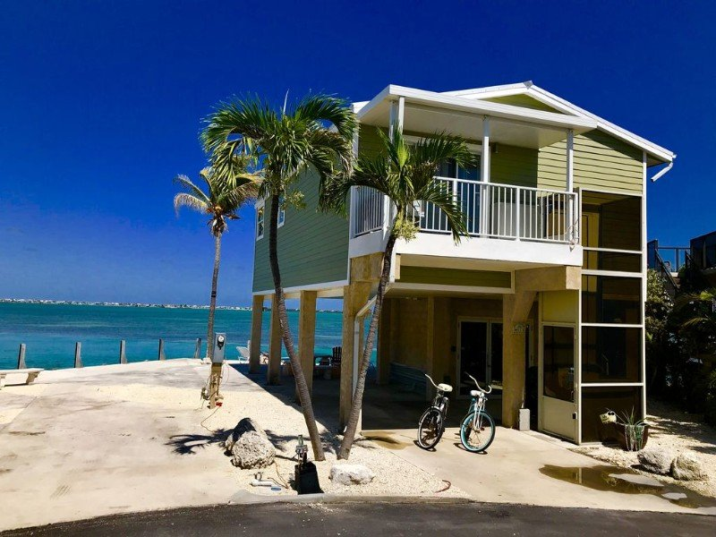 Oceanfront Home Cudjoe Key, Florida