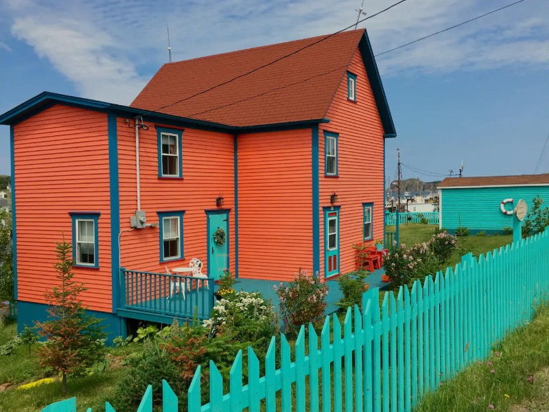 Pumpkin House, Twillingate, Newfoundland