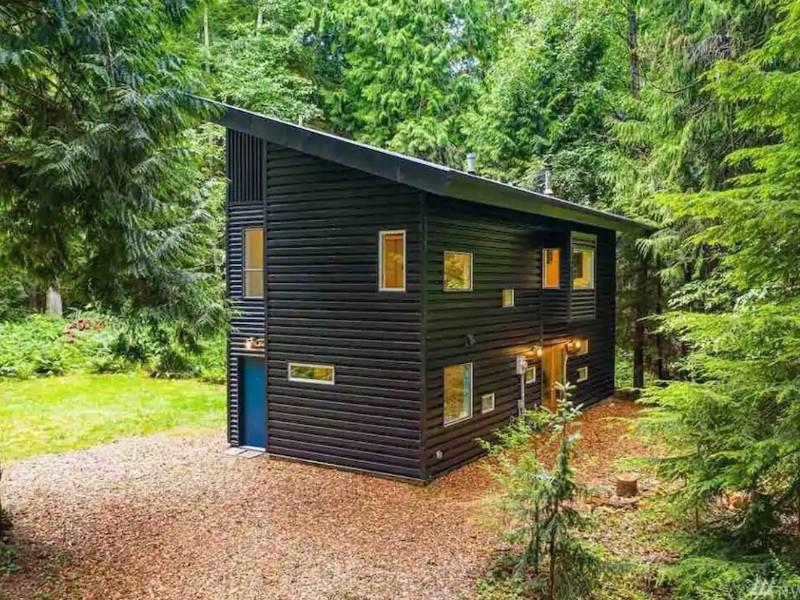 Ralstin House, Guemes Island, Washington