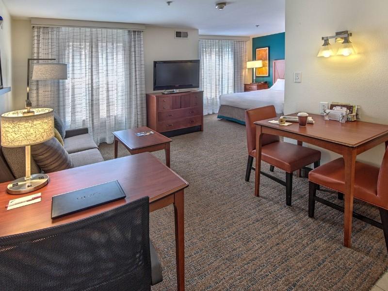 Room at Residence Inn Fayetteville Cross Creek