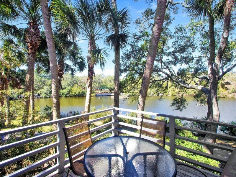 View from Spacious Waterfront Home with lagoon Views & Easy Beach Access