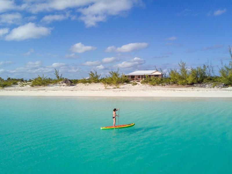 Sundance Beach House, Cat Island, Bahamas
