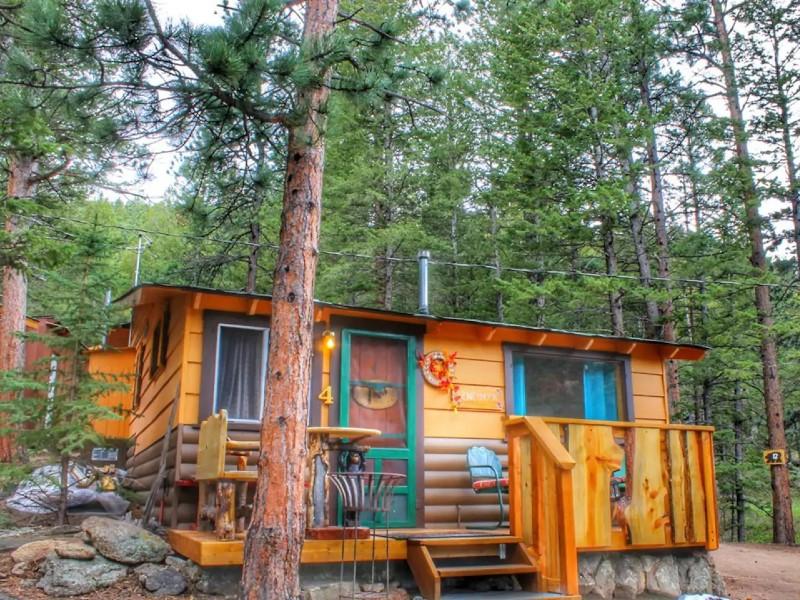 The Honeymoon Cabin